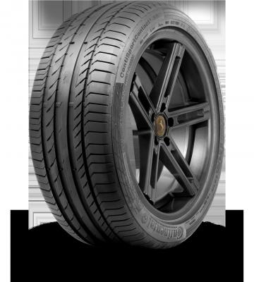 ContiSportContact 5 - Conti*Seal Tires